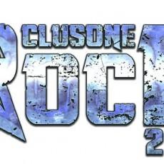 Clusone Rock 2016 Logo