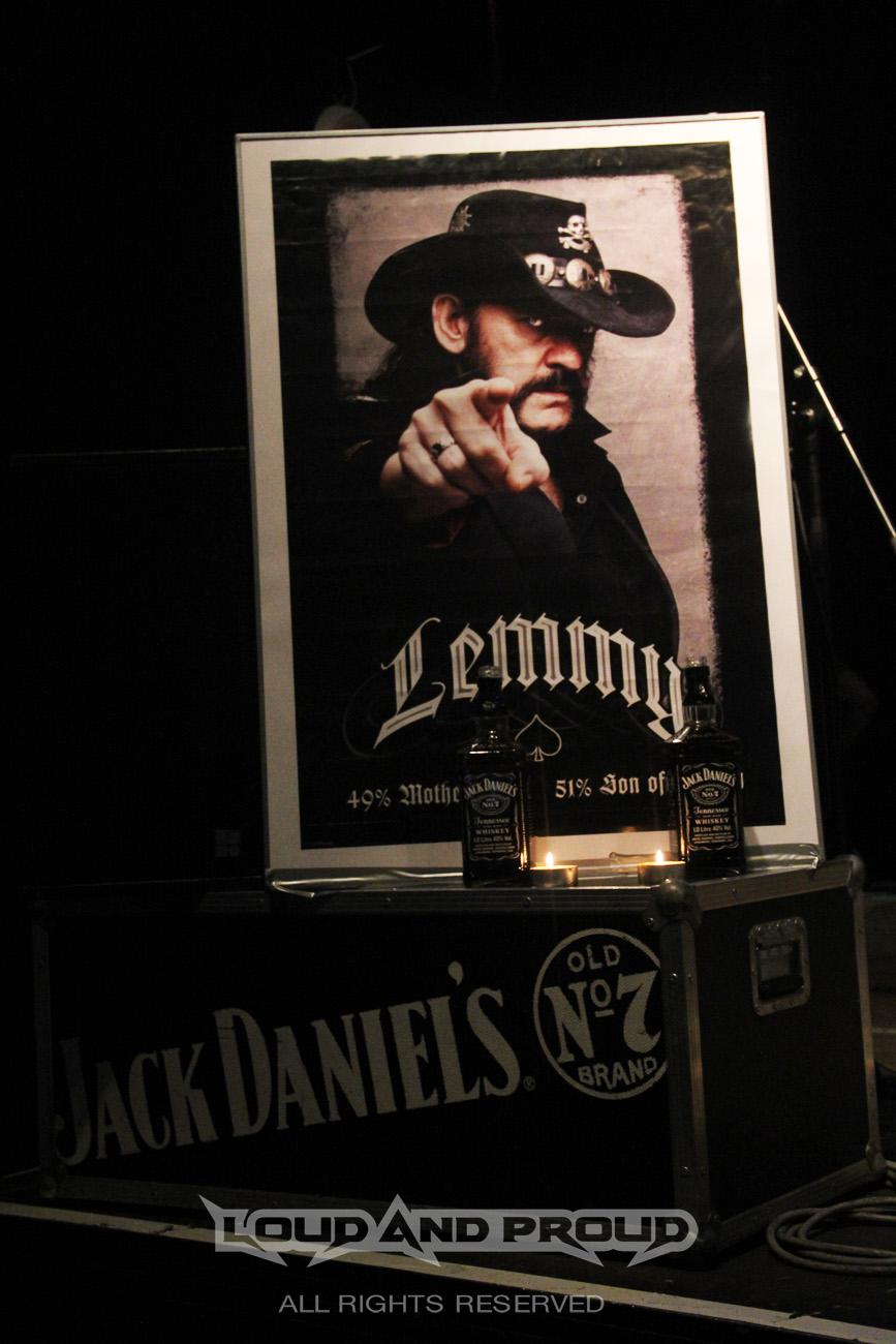 Lemmy memorabilia