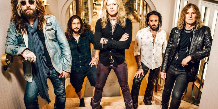 The Dead Daisies group 2