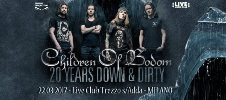 children-of-bodom-live-2017
