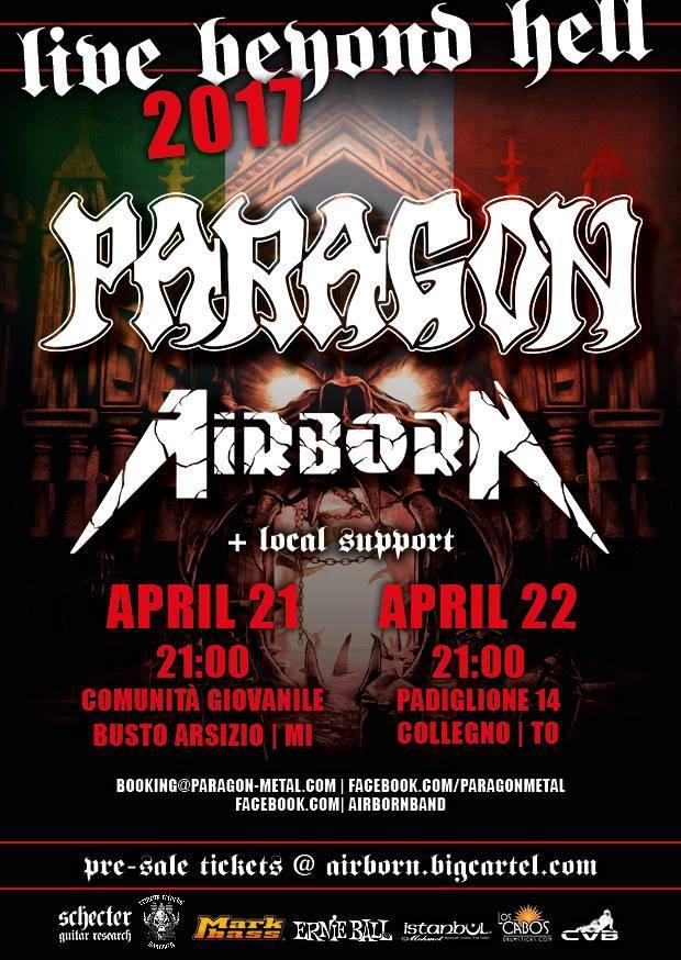Paragon + airborn 2017