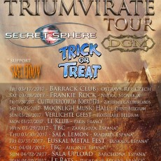 triumvirate tour 2017