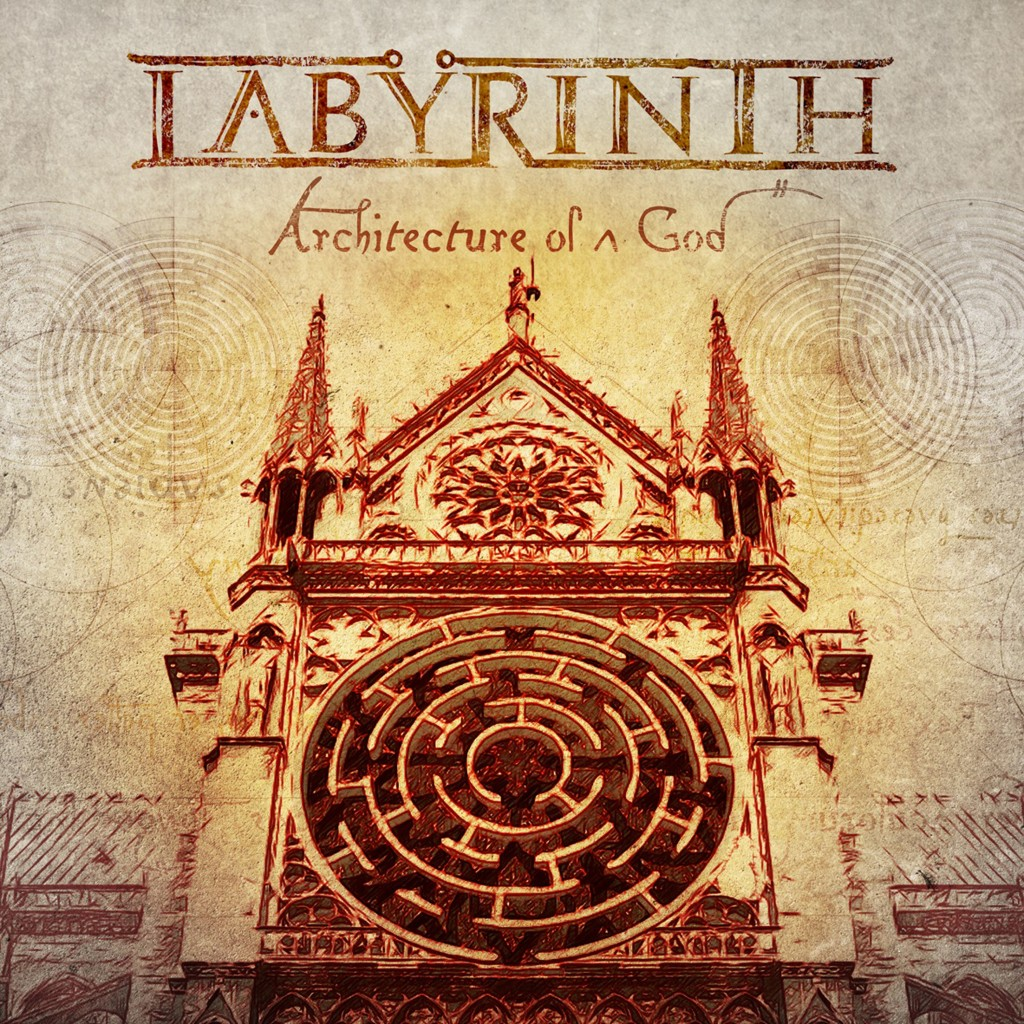 LABYRINTH aoag COVER