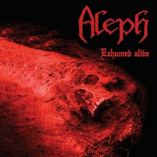 ALEPH Exhumed Alive ep cover web