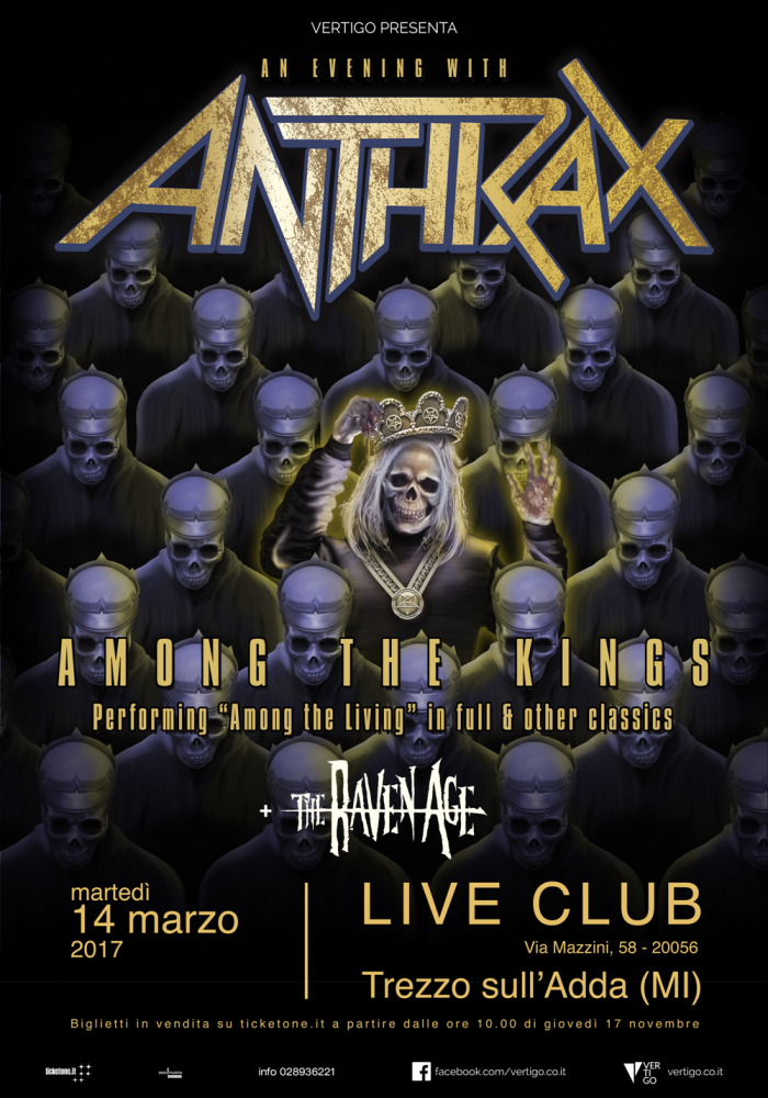 Anthraxlive2017