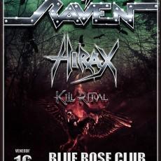 Raven Hirax 2017