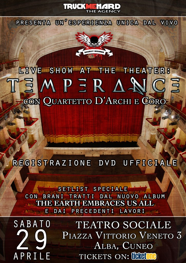 Temperance Live At The Theater