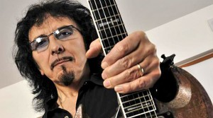 LONDON, UNITED KINGDOM - MARCH 30: Guitarist Tony Iommi, a founding member of the British rock band Black Sabbath. During a portrait shoot on March 30, 2010. Holding his signature Jaydee SG Old Boy guitar. (Photo by Joby Sessions/Total Guitar Magazine)  Tony Iommi  . CONTACT: Future Publishing Limited 30 Monmouth St, Bath, UK, BA1 2BW +44 (0)1225 442244 licensing@futurenet.com www.futurelicensing.com, www.futureplc.com