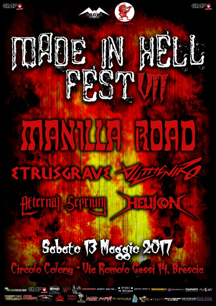 Made in hell VII promo web