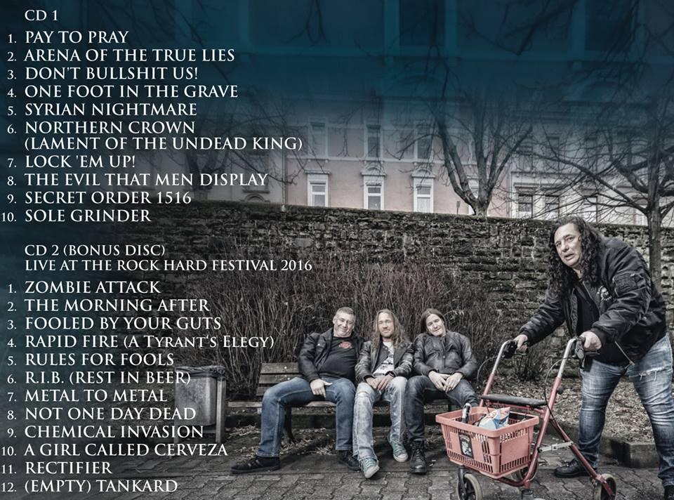 tankard tracklist 2017