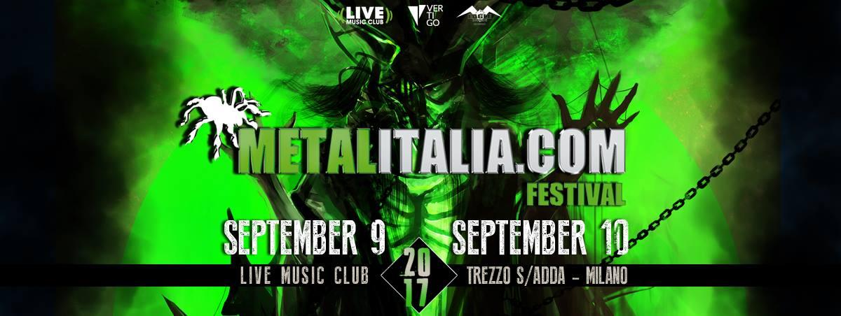 METALITALIA.COM FESTIVAL 2017 (Edguy and more...)