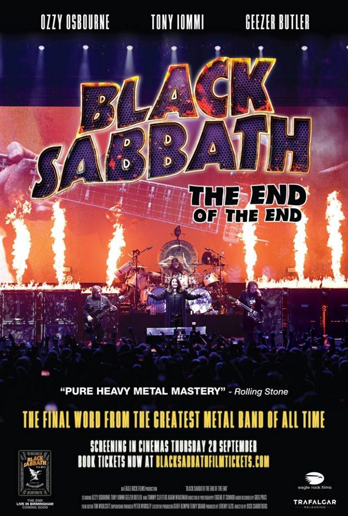 Blacksabbaththe end of the end 2017