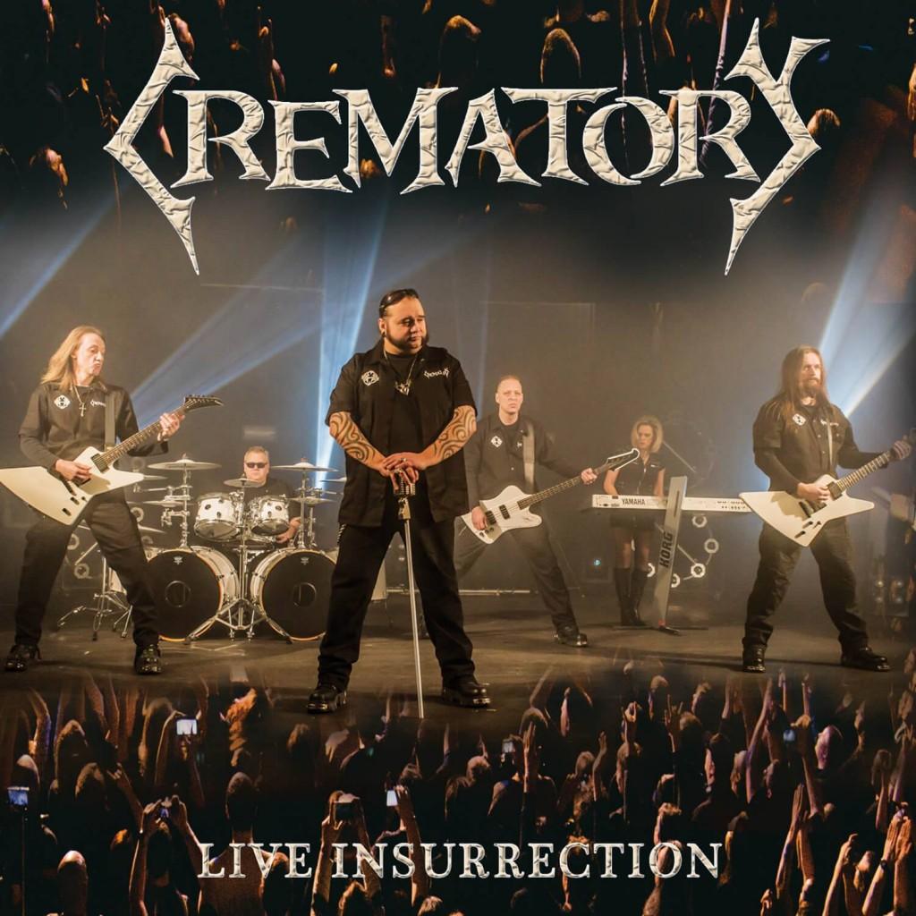 Crematory live 2017