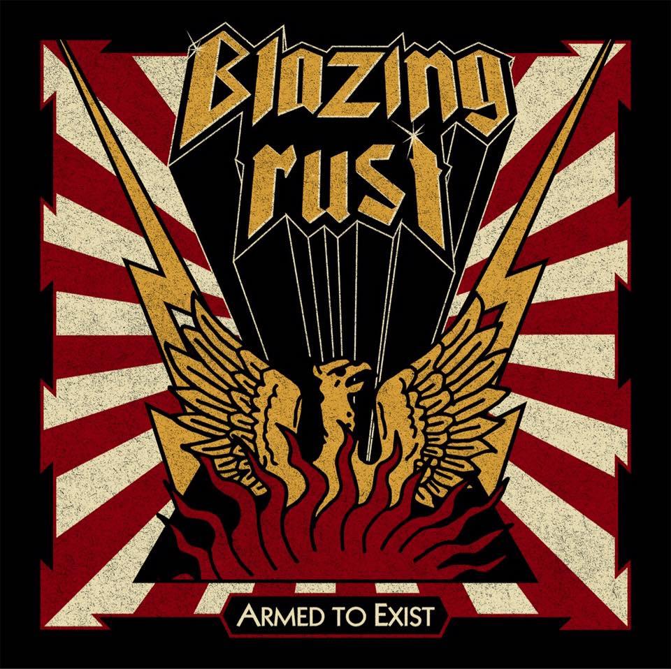 blazing rust 2017
