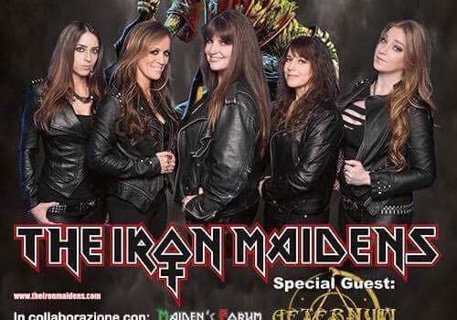 iron maidens 2017