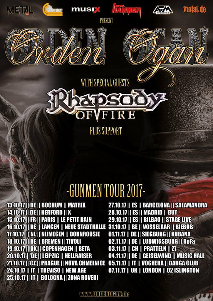 orden ogan tour 2017