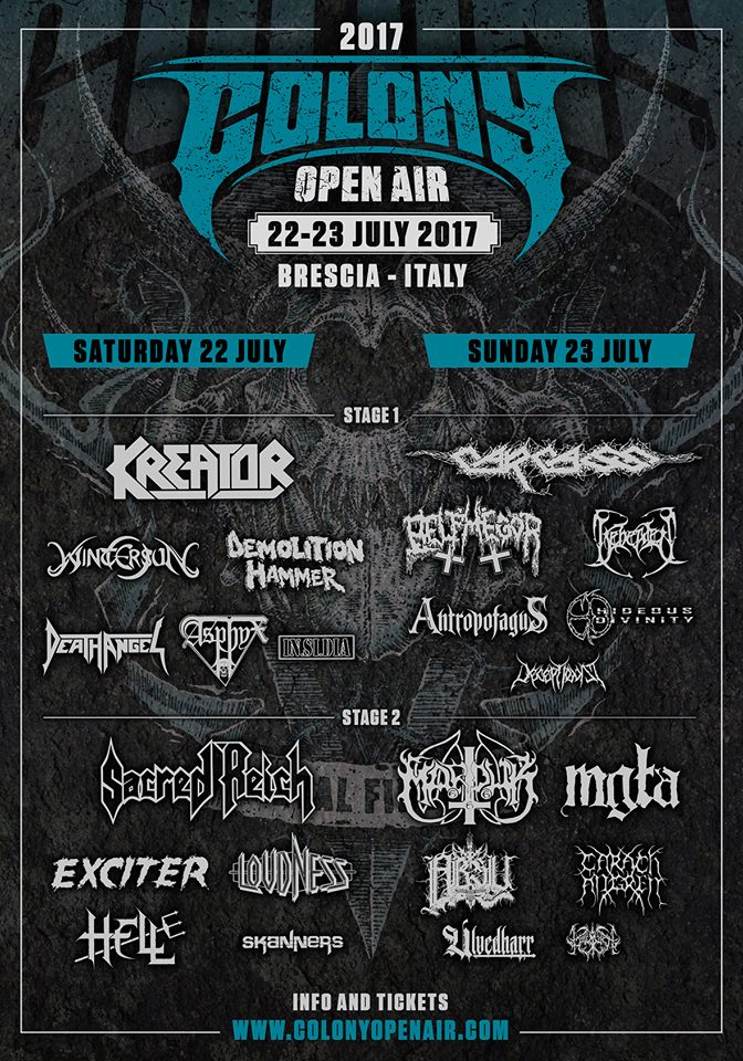 Colony open air 2017 def