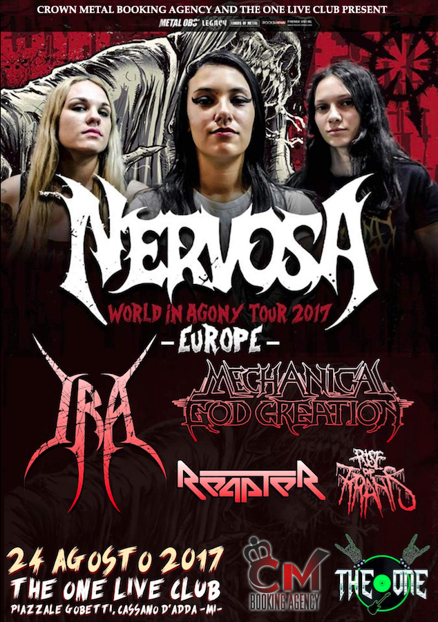 Nervosa The One