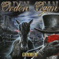 Orden Ogan Gunmen CD