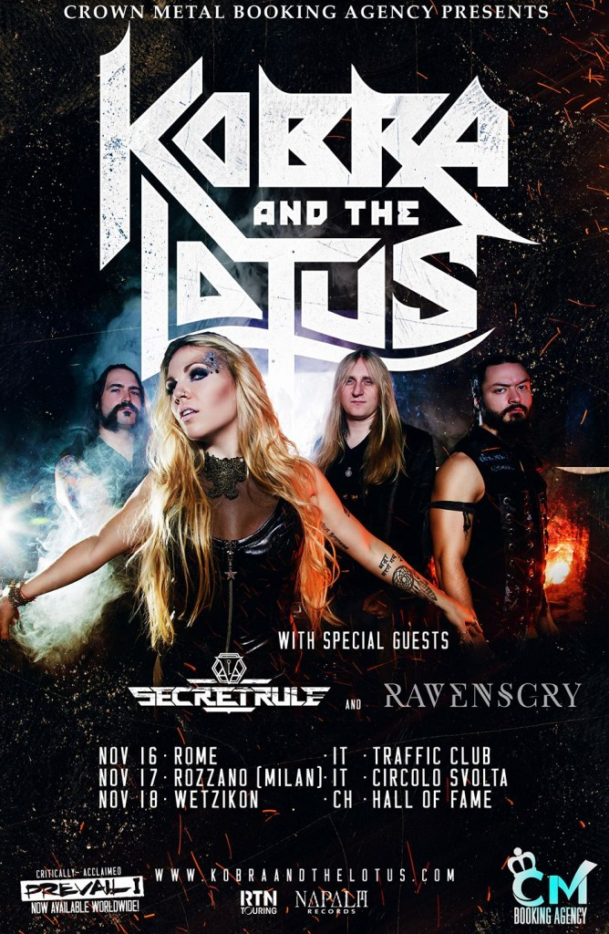 kobra lotus tour 2017