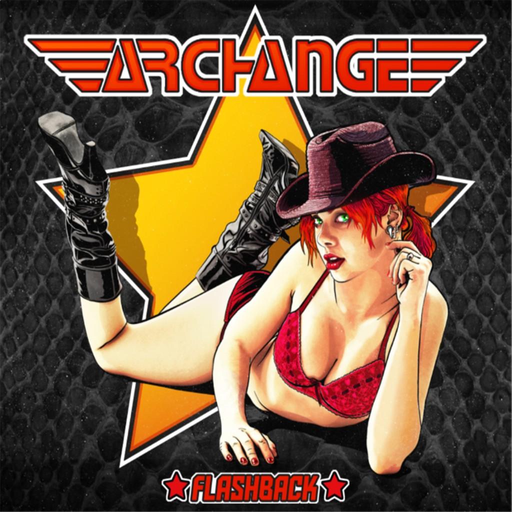 Archange-Flashback-album-cover