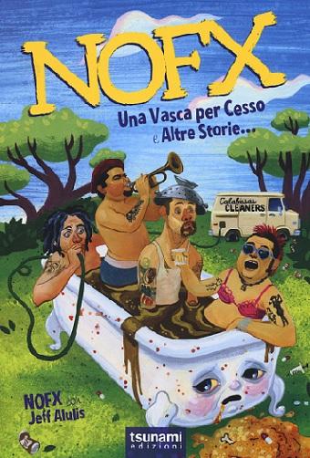 NOFX - libro