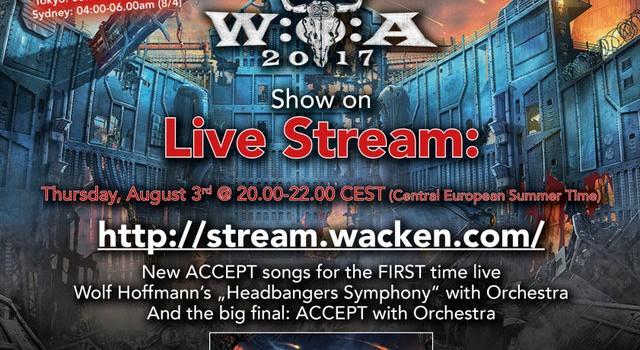 accept wacken 2017