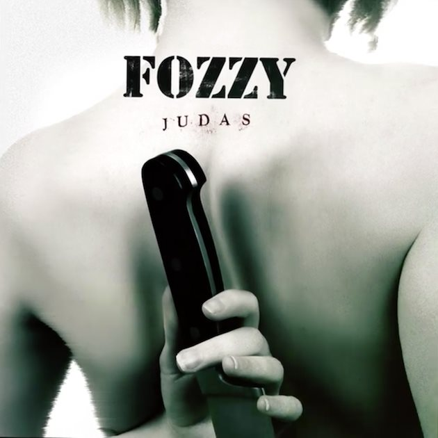 fozzyjudasalbumcover