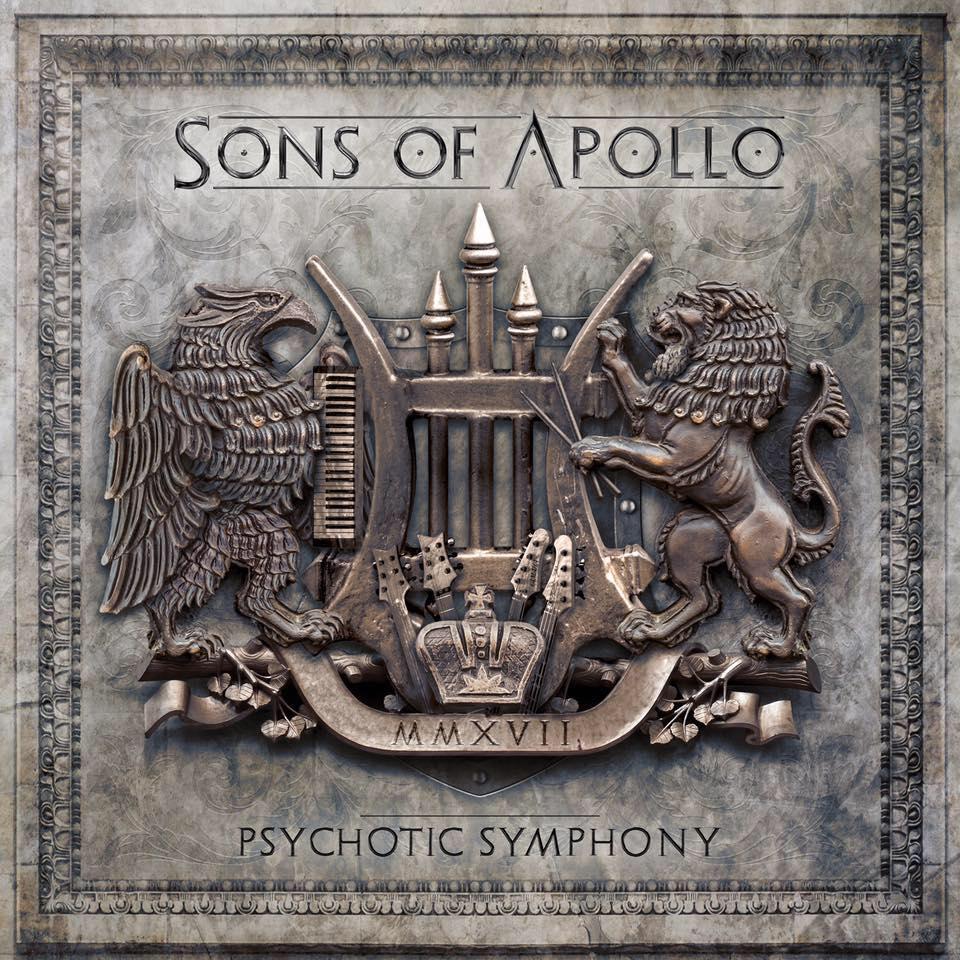 sons of apollo album2017