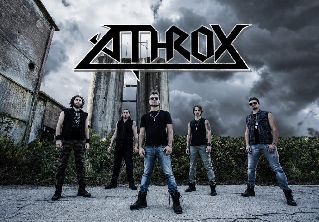 Athrox Line Up 2017 logo promo web