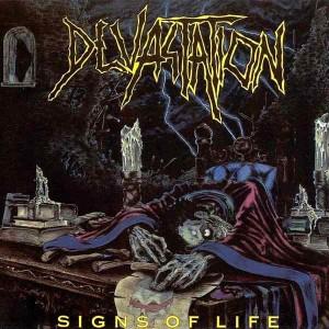DEVASTATION - Sign Of Life