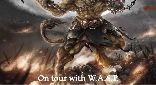 beast in black wasp