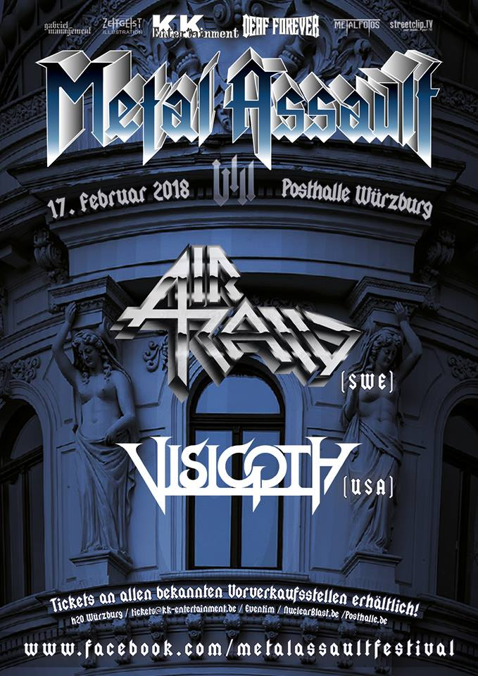 metal assault 2018