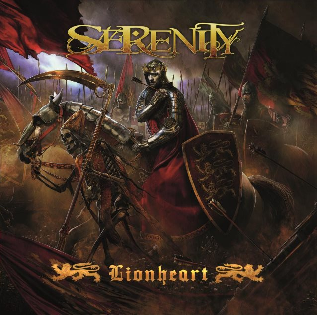 serenity-lionheart-cd