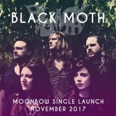 blacm moth