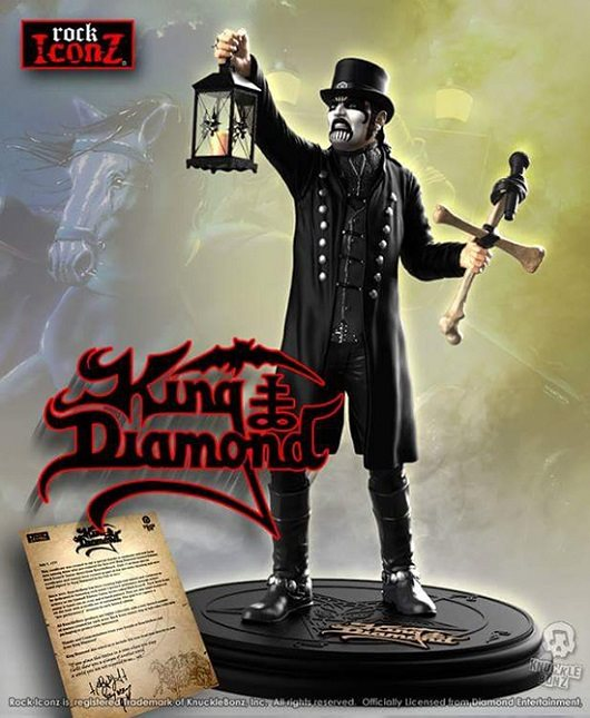 kingdiamondstatua