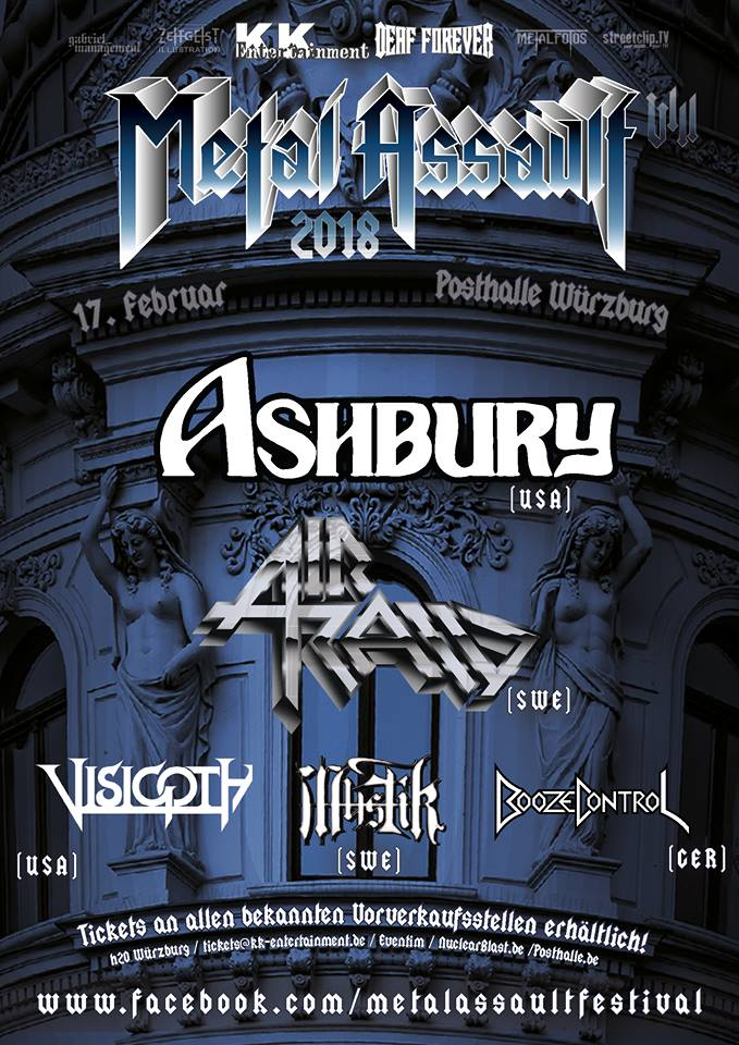 metal assault2018