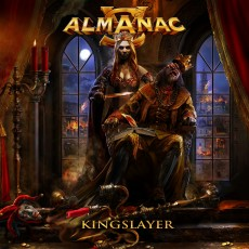 Almanac - Kingslayer - Artwork