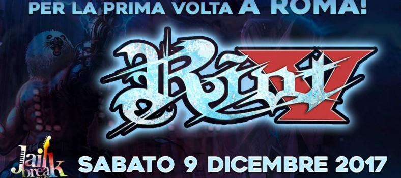 riot roma2017