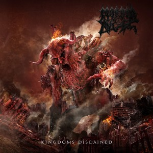 MORBID ANGEL - 'Kingdoms DIsdained'