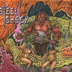 Steel Shock For Metal To Battle