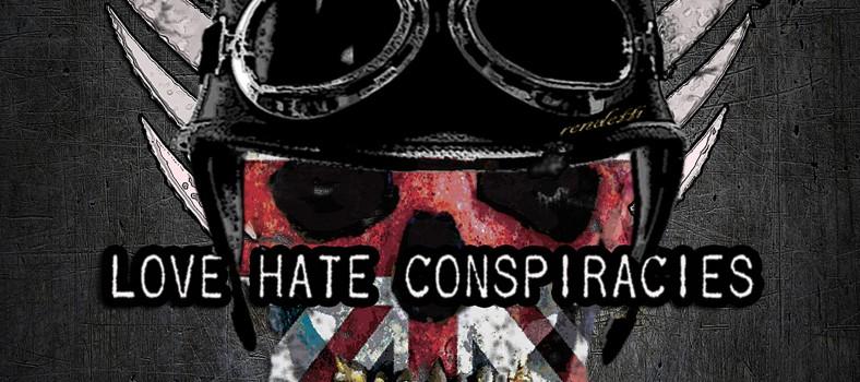 BLODD RED SAINTS - love hate conspiracies_3000x3000px