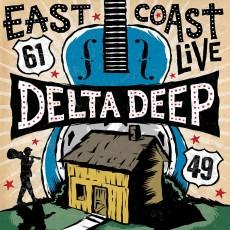 DELTA DEEP LOW cover art