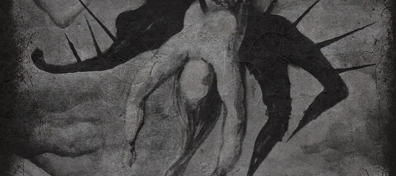 Hamferd - Támsins likam - Artwork