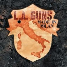 LA GUNS mim live cover