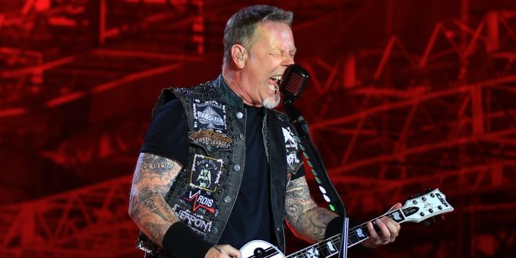 Metallicacopertina