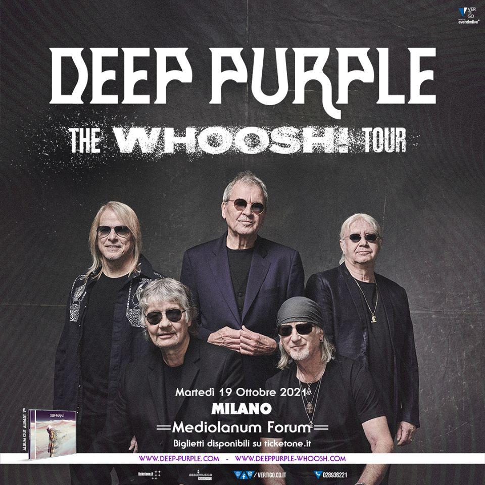 Deep Purple Köln 2021