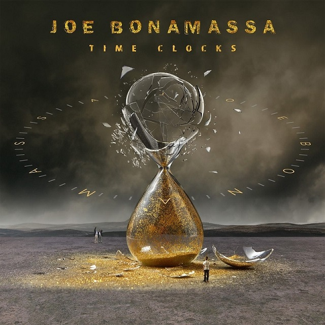 JOE BONAMASSA - Nuovo album 'Time Clocks' ad ottobrer, video online - Loud  and Proud
