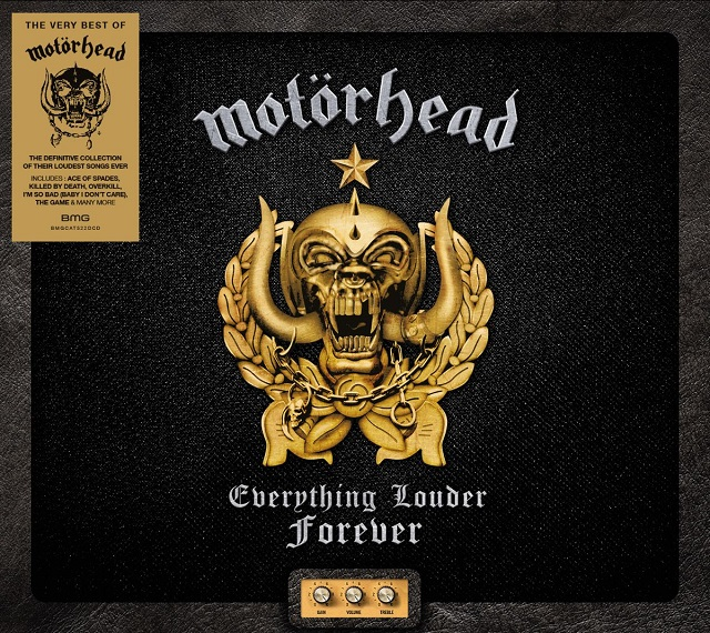 MOTÖRHEAD - Nuova raccolta 'Everything Louder Forever' a ottobre, video  online - Loud and Proud